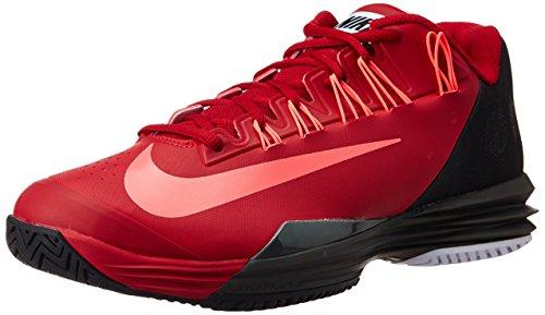 Nike 631653-662 - Zapatillas de fitness para hombre Rojo
