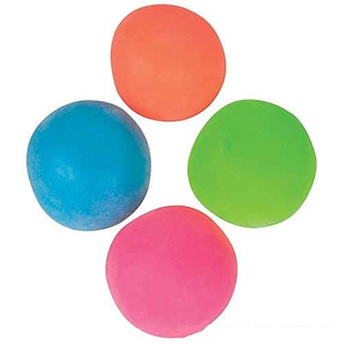 Stretchy Bouncy Squeezable Stress Fidget Tactile Sensory