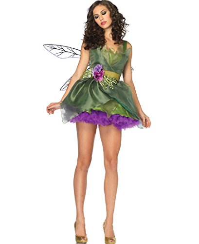 Woodland Fairy Adult Costume - Medium