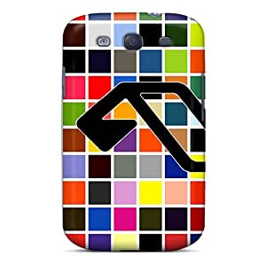 New Fashion Premium Tpu Case Cover For Galaxy S3 - Anjunabeats