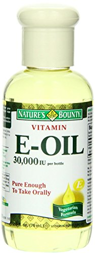 Nature's Bounty E Oil 30,000IU, 2.5 Ounce (4)