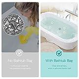 AGPTEK 12 Pack Disposable Bathtub Cover
