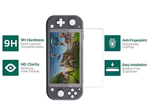 iMW Starter Kit For Nintendo Switch Lite, Black