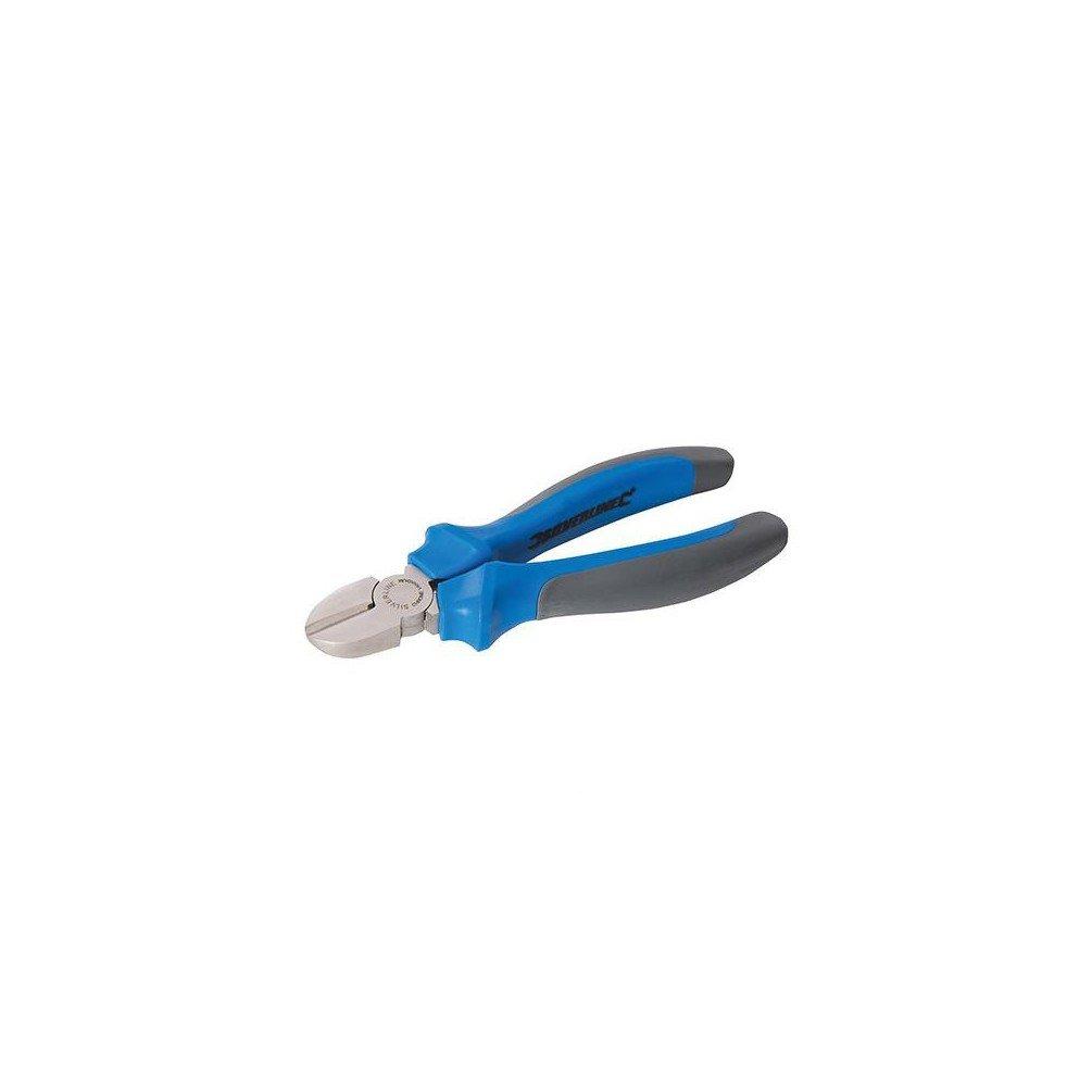 Silverline 394977 Pince coupante diagonale Expert 150 m