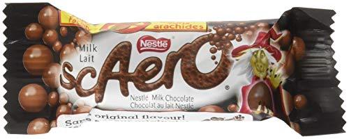 Nestle scAero Aero Halloween Version 30x7.3g Snack Size Bars - Imported From Canada]()