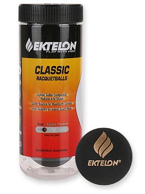 Ektelon Classic 3 Ball Racquetball