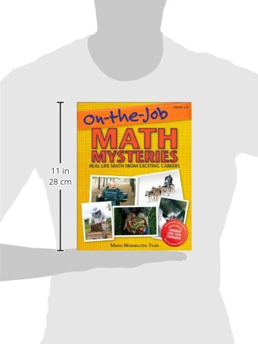 Amazon.com: On the Job Math Mysteries: Real-life Math from ...