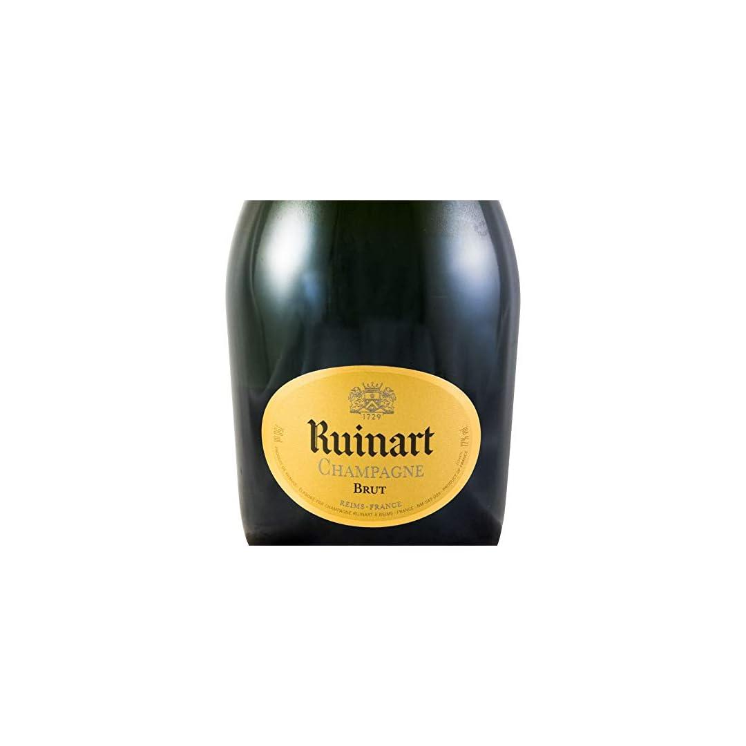 Les caractères spécifiques de la maison de Champagne Ruinart