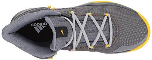 adidas Performance Herren Crazy Explosive TD Graue Drei / Ausrüstung Gelb / Grau Zwei