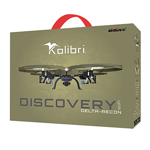 Discovery Delta Recon Quadcopter Tactical Military