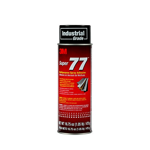 3m 77 super multipurpose adhesive aerosol clear 16 7 oz import it all. Black Bedroom Furniture Sets. Home Design Ideas