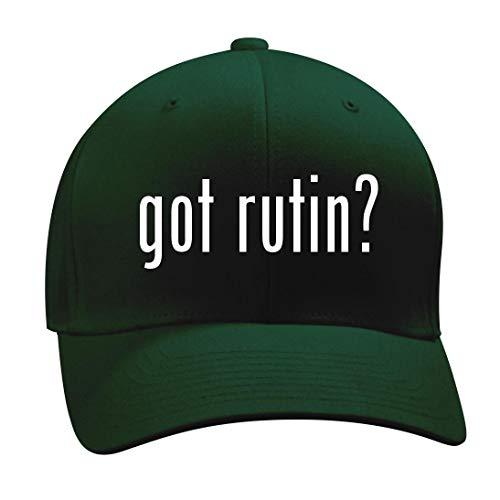 got Rutin? - A Nice Men's Adult Baseball Hat Cap, Forest, Large/X-Large -
