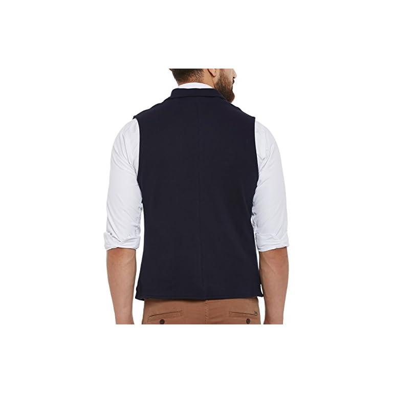 41blajPf45L. SS768  - HYPERNATION Men's Nehru Jackets Waistcoat