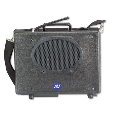 AmpliVox SW222 Wireless Audio Portable Buddy Professional Group Broadcast PA System