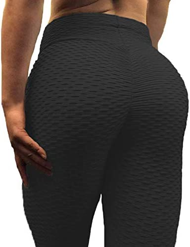 Abyelike Women/'s Digital Printed Leggings Soft Basic Solid Patterned Stretchy Workout Yoga Pants