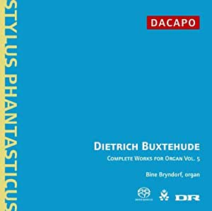 Buxtehude: Complete Works For Organ, Vol. 5