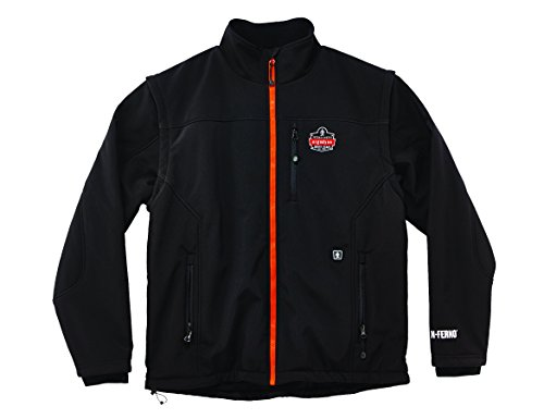 Ergodyne N-Ferno 6490 Heated Replacement Jacket with Remo...
