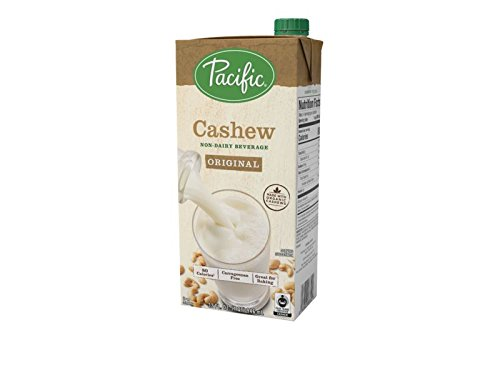 Pacific Foods Fair Trade Made With Organic Cashew, Original, 32 oz by Pacific Foods