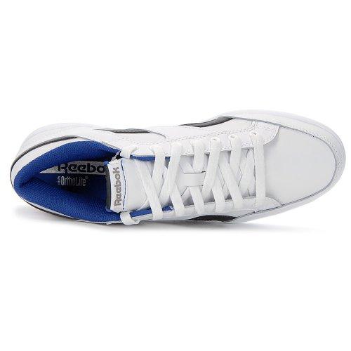 Reebok - Royal Court Low - Color: Blanco - Size: 41.0
