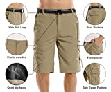 Shorts for Men Casual Quick Dry, Lightweight