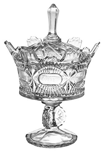 Bomboniere em Vidro Crown I