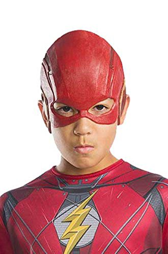 justice+league Products : Rubies JL Flash Child 1/2 Mask-
