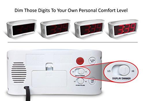 Review LED Digital Alarm Clock