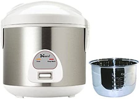 Narita 4 Cup Rice Cooker S S Pot Electric Cookers Kitchen Dining