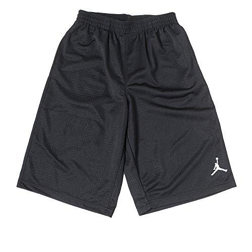 Nike Boys (8-20) Nike Air Jumpman Basketball Shorts-Black...