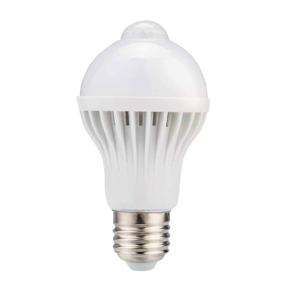 HighlifeS E27 LED PIR Motion Sensor Infrared Auto Energy Saving Light Lamp Bulb