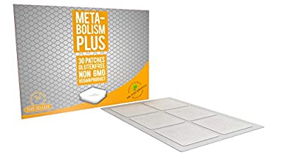 Metabolism Plus Patch by Dr. Patchwells (30 Count)