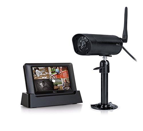 ALC AWS225 Wireless Surveillance Security System, Portable 4.3
