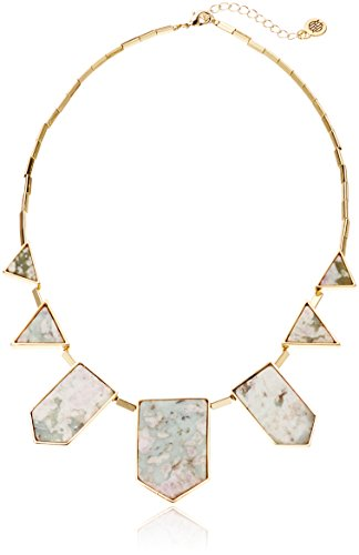"""House of Harlow 1960 Five Station Strand Necklace, 18"""" + 2.5"""" Extender"""