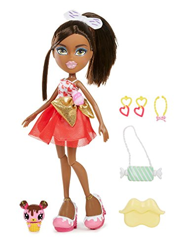 Bratz Sweet Style Doll Sasha Import It All