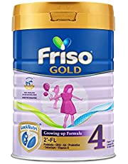 Friso Gold Stage 4 Growing Up Milk with 2'-FL for Toddler 3+ years, 900g