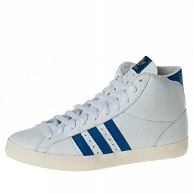 tasche adidas, Herren Adidas Basket Profi Blau Schuhe