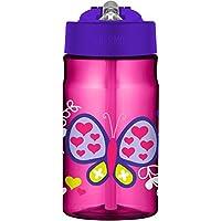 Thermos 12 Ounce Tritan Hydration Bottle, Butterflies