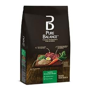 Amazon.com: Pure Balance Lamb & Brown Rice Dry Dog Food