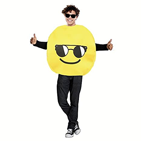 Disfraz Emoti Gafas Adulto(M): Amazon.es: Juguetes y juegos