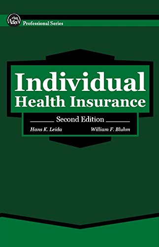 Individual Health Insurance, 2nd Edition