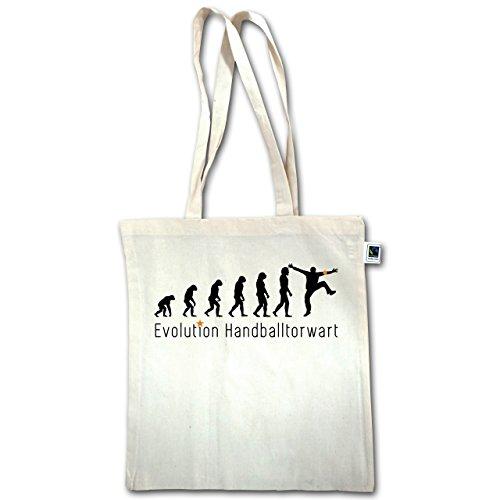 Evoluzione - Evoluzione Del Portiere Di Pallamano - Unisize - Natural - Xt600 - Manico Lungo In Juta Bag