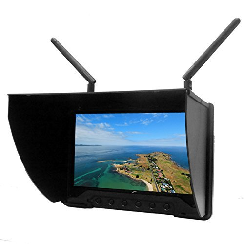 flysight-black-pearl-rc801-58ghz-40ch-7-lcd-diversity-receiver-1024-600-hd-monitor-with-integrated-b
