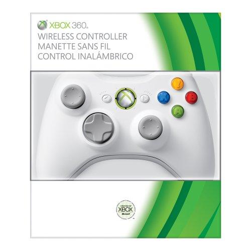 Xbox 360 Special White Wireless Controller