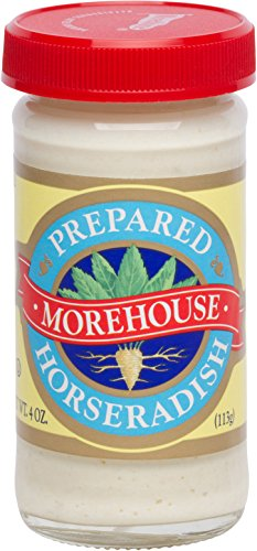- Morehouse Prepared Horseradish 4 oz Jar (2 Pack) Kosher