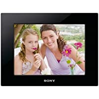 Sony DPF-D810 SVGA LCD (4:3) Digital Photo Frame (Black, 8-Inch)