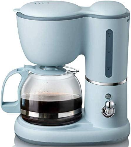Dsnmm Mini Máquina de café American Home Cafetera 3-5 Personas Goteo Cafetera automática de Aislamiento Taza de té con el Filtro: Amazon.es: Hogar