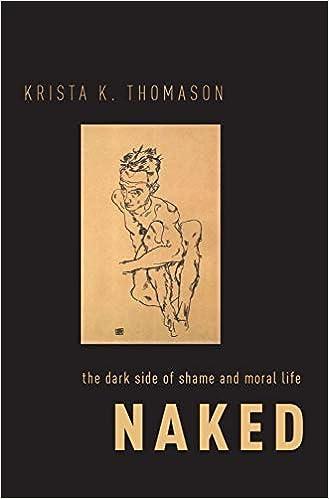 Naked: The Dark Side of Shame and Moral Life