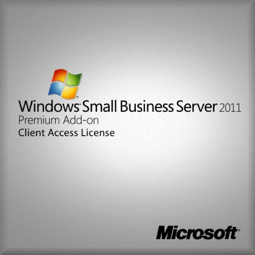 (Windows Small Business Server 2011 Premium Add-on CAL (5 Devices))