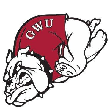 WinCraft Gardner-Webb Runnin' Bulldogs NCAA 4x4 Die Cut Decal