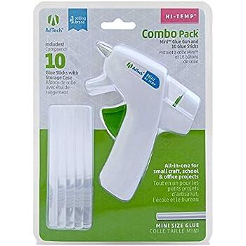 Adtech Mini Hi-Temp Hot Glue Gun Combo Pack